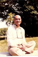 Maître Deshimaru : la posture de zazen